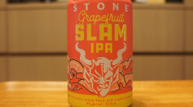 Stone Grapefruit Slam IPA