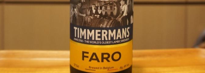 Timmermans Tradition Faro