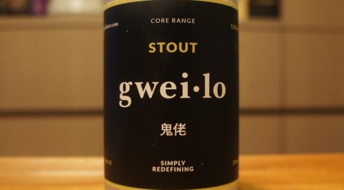 Gweilo Stout