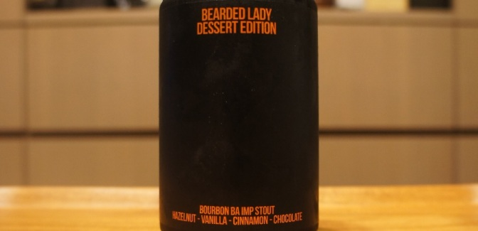 Magic Rock Bearded Lady Dessert Edition Hazelnut Bourbon BA