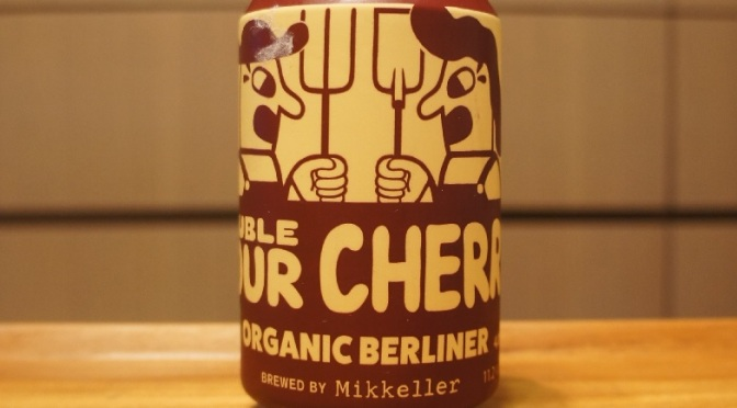 Mikkeller Double Sour Cherry Organic Berliner