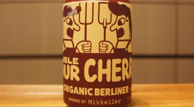 Mikkeller Double Sour Cherry Organic Berliner