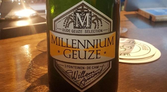 3 Fonteinen Millennium Geuze