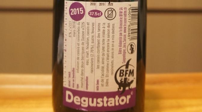 BFM Degustator √227