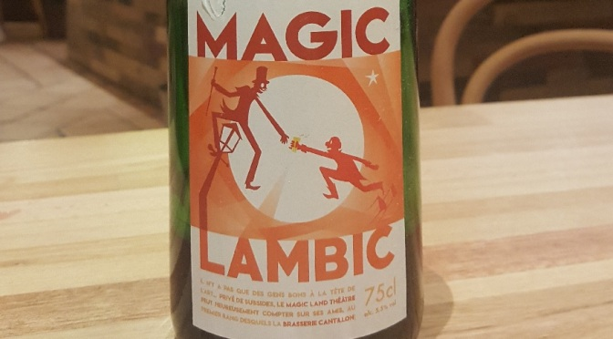 Cantillon Magic Lambic