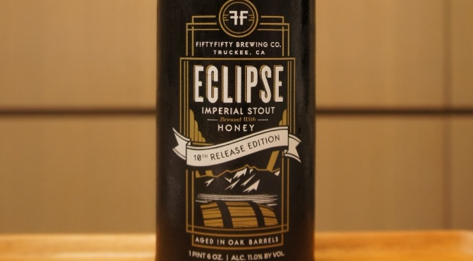 FiftyFifty Imperial Eclipse Stout Java Coffee