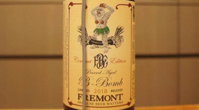 Fremont B-Bomb Coconut