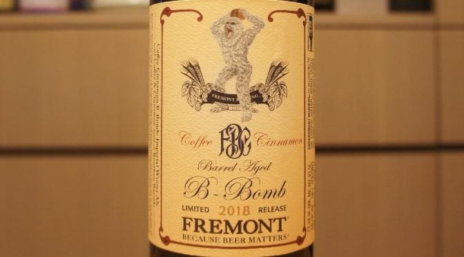 Fremont B-Bomb Coffee Cinnamon