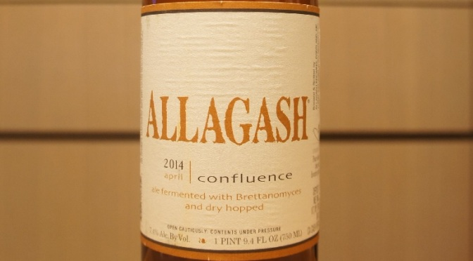 Allagash Confluence Ale