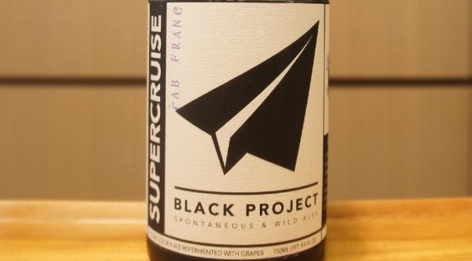 Black Project Supercruise Cab Franc