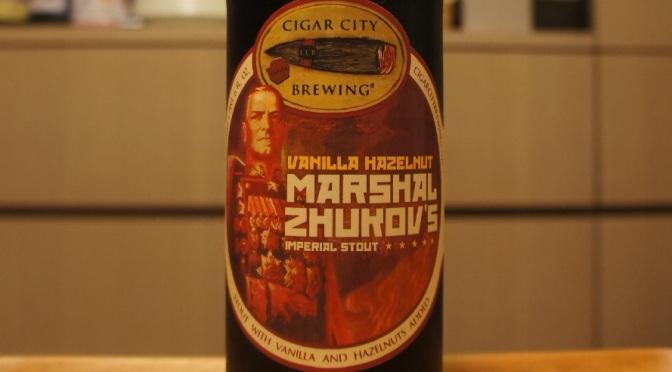 Cigar City Marshal Zhukov's Vanilla Hazelnut