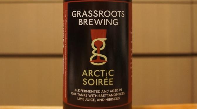 Grassroots Brewing Arctic Soirée