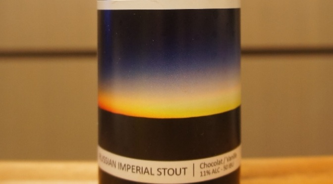 Popihn Russian Imperial Stout Chocolat / Vanille