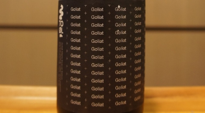To Øl Goliat Maple Beacon Edition