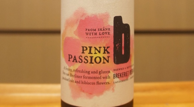 Brekeriet Pink Passion