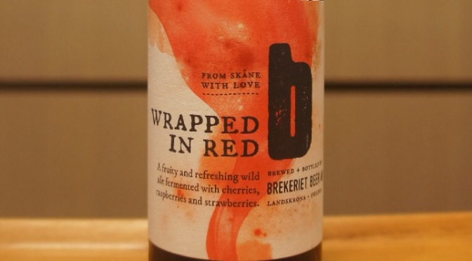 Brekeriet Wrapped In Red