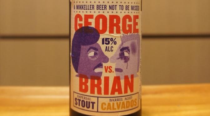Mikkeller George vs. Brian Calvados Barrel Aged