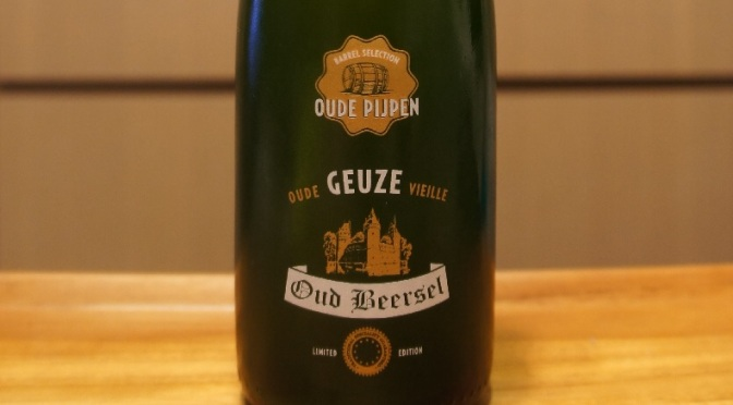 Oud Beersel Oude Geuze Vieille Barrel Selection Oude Pijpen