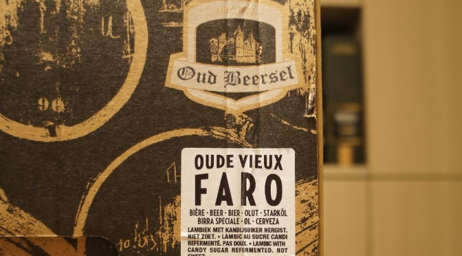 Oud Beersel Oude Vieux Faro