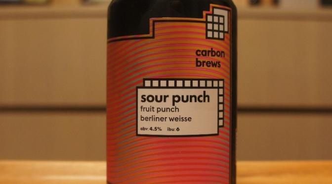 Carbon Brews Sour Punch