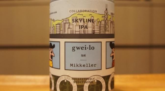 Gweilo x Mikkeller Skyline IPA