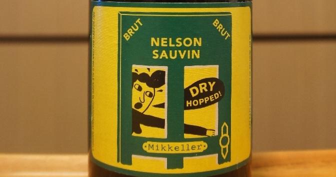 Mikkeller Nelson Sauvin Brut Dry Hopped!