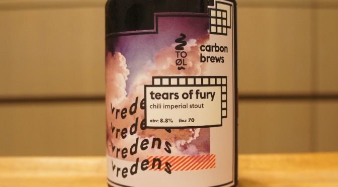 Carbon Brews x To Øl Tears of Fury