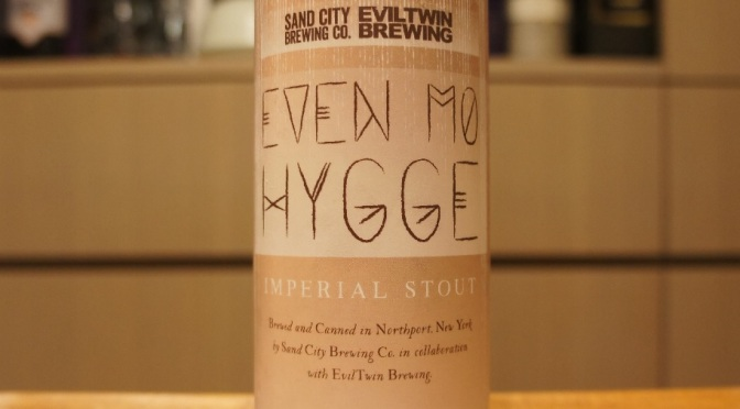 Sand City x Evil Twin Even Mo Hygge
