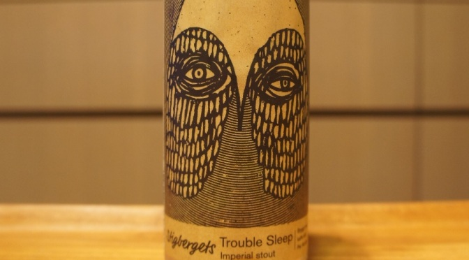 Stigbergets Trouble Sleep