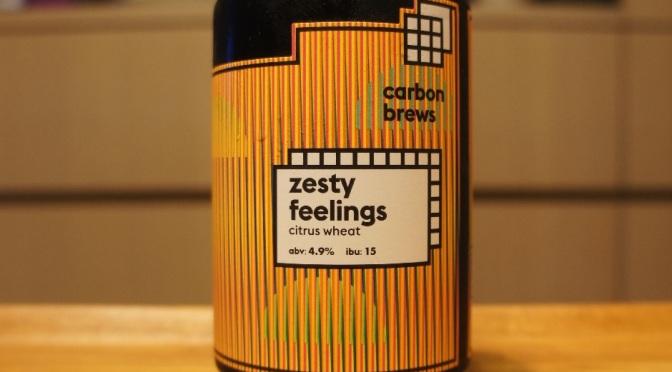Carbon Brews Zesty Feelings