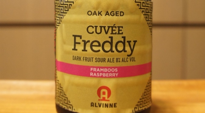 Alvinne Cuvée Freddy Framboos-Raspberry