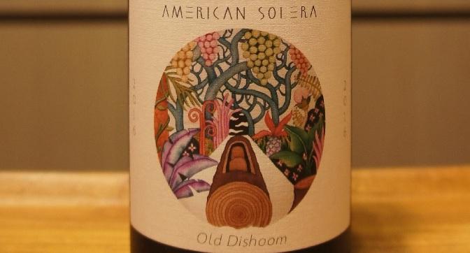 American Solera Old Dishoom