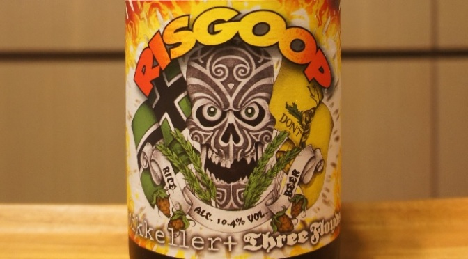 Mikkeller x Three Floyds Risgoop