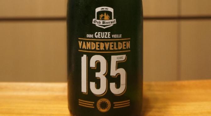 Oud Beersel Oude Geuze Vieille Vandervelden 135 Years