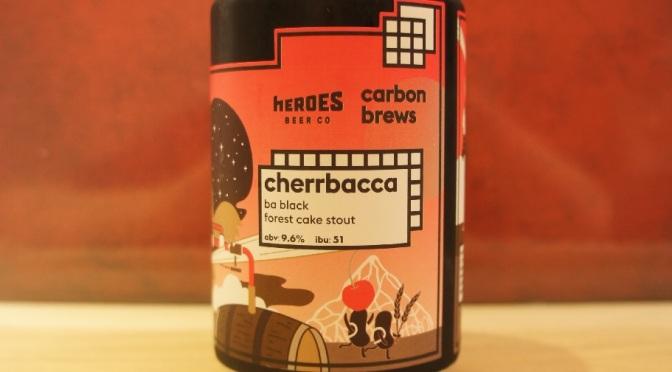 Carbon Brews x Heroes Cherrbacca