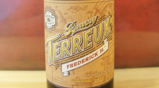 Bruery Terreux Frederick H.