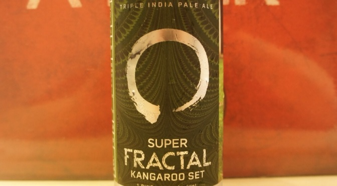 Equilibrium Super Fractal Kangaroo Set