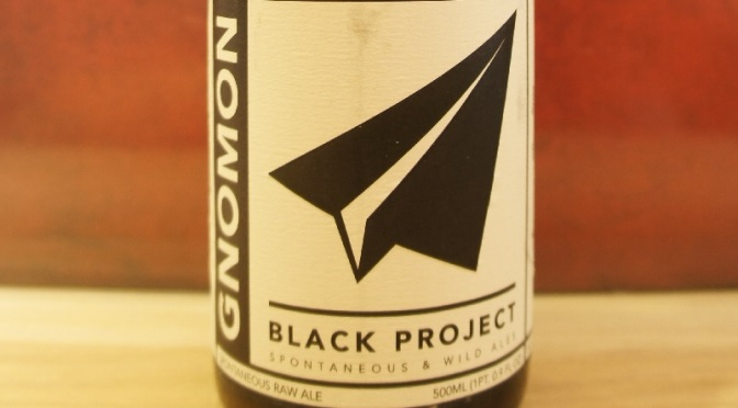 Black Project Gnomon