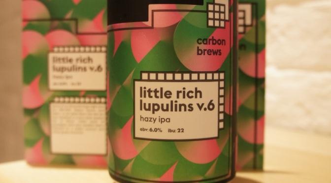 Carbon Brews Little Rich Lupulins v.6