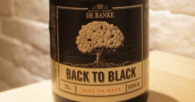 De Ranke Back To Black