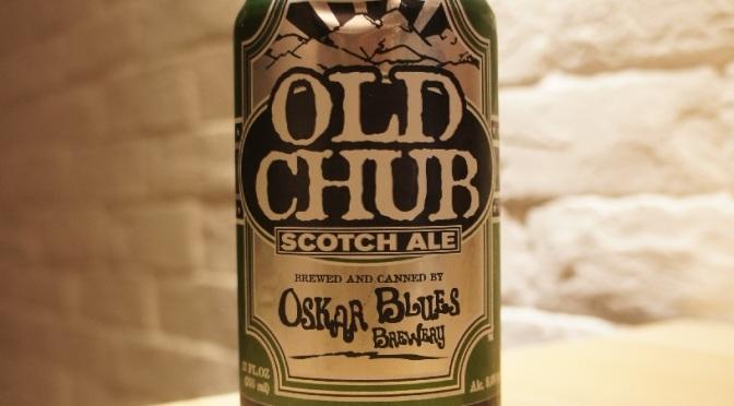 Oskar Blues Old Chub