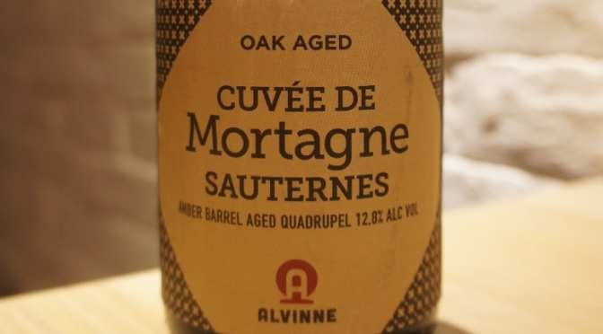 Alvinne Cuvée de Mortagne Sauternes