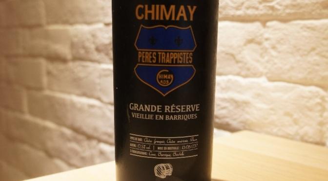 Chimay Grande Réserve Vieillie en Barriques 2017 Rum Edition