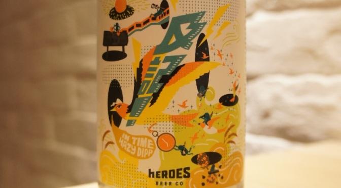 Heroes KUPZZY In Time Hazy DIPA