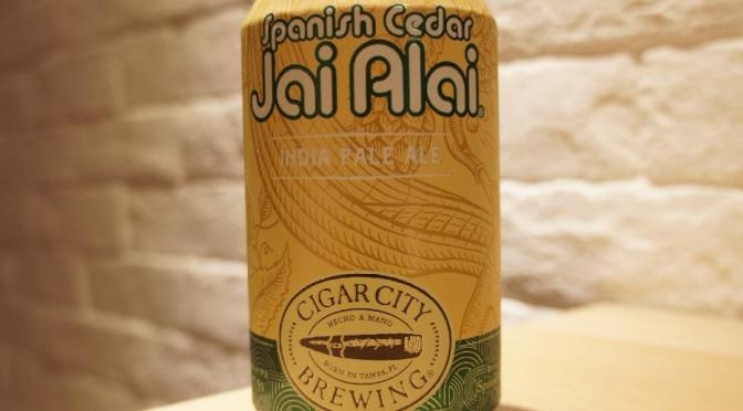 Cigar City Jai Alai Spanish Cedar