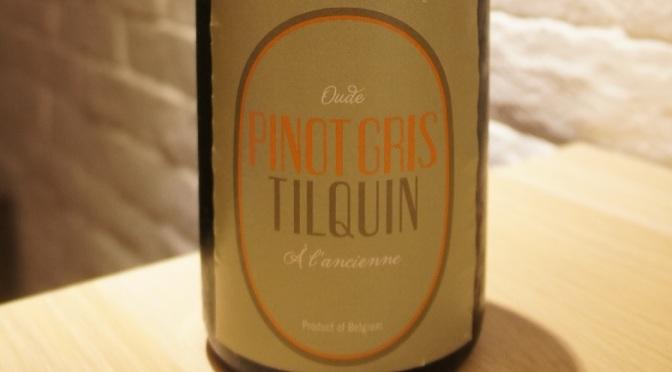 Tilquin Oude Pinot Gris À l'ancienne