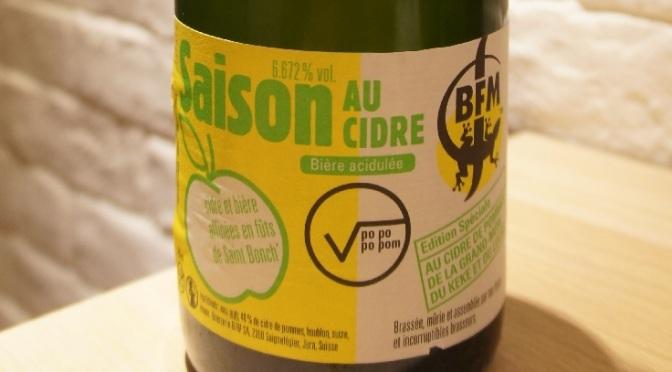 BFM Saison au Cidre