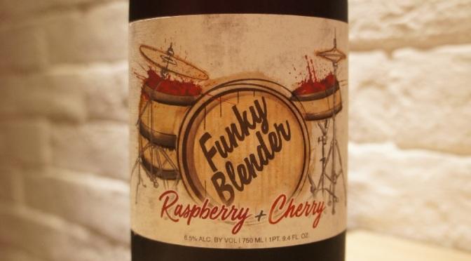 Casey Funky Blender Raspberry + Cherry