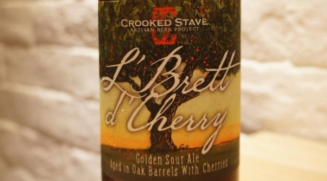 Crooked Stave L'Brett d'Cherry