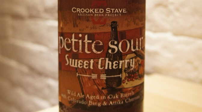 Crooked Stave Petite Sour Sweet Cherry